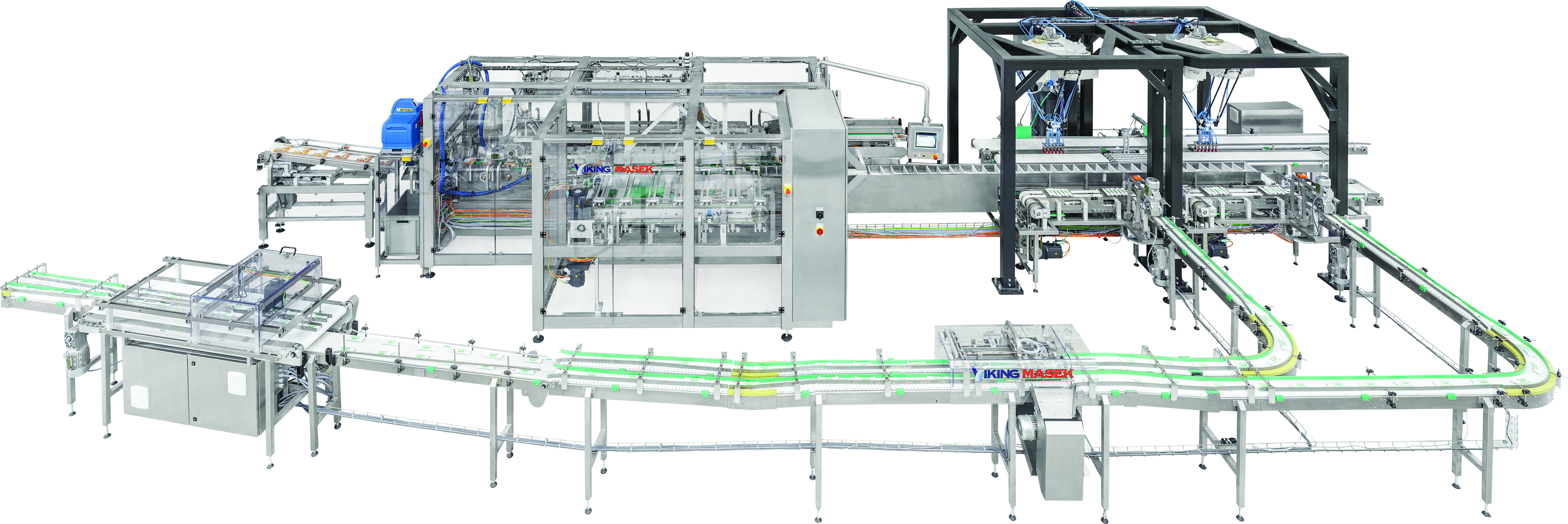 Candy Bar Cartoning Line